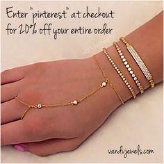 Sterling Silver Tennis Bracelets - V & V Jewels