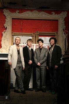 Crowded House (circa 2007)