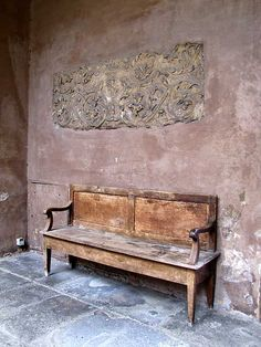 A Bunch of Benches: Tempietto Bench