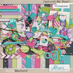 Free from Meagan's Creations.  Quality DigiScrap Freebies: full kit