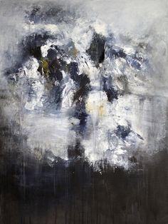 o.T 2014-05   Acryl auf Leinwand   80x60cm