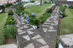 Blogue de Calçada Portuguesa Blog Portuguese Pavement Pedra Portuguesa Portuguese Stone Works Trabalhos em Pedra