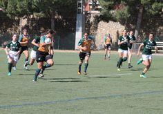 L'equip de rugbi femení de la UV juga en el Campionat Autonòmic. Valencia, Esports, Basketball Court