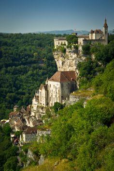 Rocamadour ~ Midi-Pyrénées, France