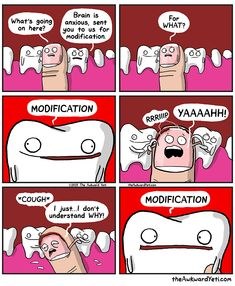 "30 Cute Comics From The Awkward Yeti - Funny memes that ""GET IT"" and want you to too. Get the latest funniest memes and keep up what is going on in the meme-o-sphere. Akward Yeti, The Awkward Yeti, Funny Cute, The Funny, Funny Texts, Funny Jokes, Rage Comic, Beste Comics, Dental Humor"