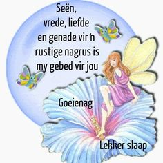 Good Night Blessings, Good Night Wishes, Lekker Dag, Good Night Sleep Tight, Evening Greetings, Afrikaanse Quotes, Goeie Nag, Goeie More, Fish Wallpaper