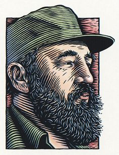 Woodcut: The early years by Mitch Frey, via Behance Engraving Printing, Engraving Art, Lino Art, Shetland, Military Drawings, 3d Studio, Scratchboard, Aboriginal Art, Linocut Prints