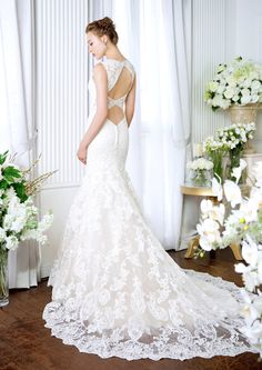 Orchid Wedding Gown Collection