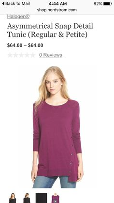 Great for leggings and lounging.  Love the color.