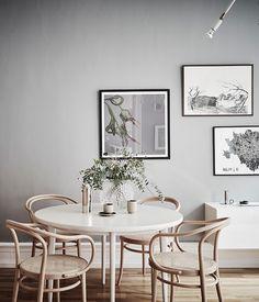 Home Decor Kitchen .Home Decor Kitchen Center Table Living Room, Living Room Decor, Living Rooms, Dining Room Inspiration, Interior Inspiration, Esstisch Design, Dining Room Design, Design Kitchen, Home Decor Accessories