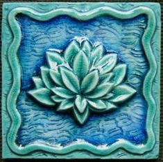 allison moore - Lotus tile