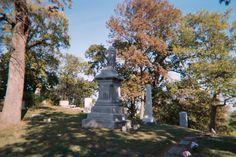 From Woodland Cemetery Dayton Ohio