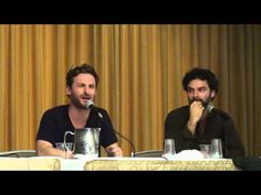 ▶ The Hobbit Panel Q with Dean O'Gorman and Aidan Turner at Boston Comic Con - Part 2 - YouTube. I will never get tired of watching this. they are too cute!