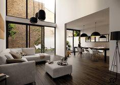 15 Beautiful Living Rooms