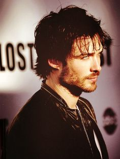 Ian Somerhalder..... I sorta died looking at this  It's unbeliebable how the sexy men with beard look even sensual than they already are