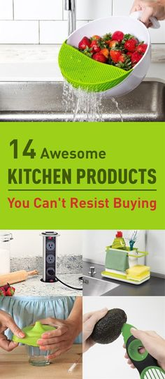 There's nothing wrong with using traditional tools in your kitchen but wait until you see these insanely genius tools that will turn you into a kitchen wizard. You'll wonder why you didn't hear about them before.