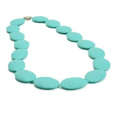 chew beads. safe for little ones to chew while you wear your favorite colors.