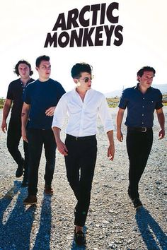 Girl arctic monkeys