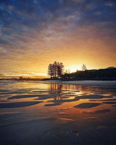 Afterglow... . . #perfect #moment #beach #sunset #lumix #gx85 #vision