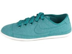 Nike: WMNS Nike Flash turkoosit tennarit kangasta - sneakers turquoise blue