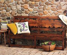 Napa Style Bench