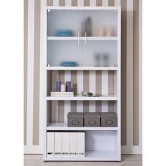 Estantería ancha ref.1030 - Topkit #muebles #decoracion #interiorismo #estanterias #salon