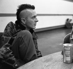 Joe Strummer.  Not just for The Clash - tho' verily are they Gods - but also for The Pogues and his recent stuff with the Mescaleros.  I can't believe he's dead.