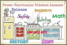 How cooking can teach your kids science and many other things