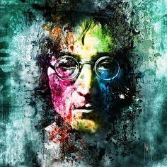 John Lennon by Patrice Murciano