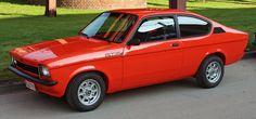 Opel Kadett Coupe GT/E