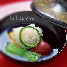 レシピあり!自宅割烹☆牡丹鱧のお椀   たつやんさんのお料理 ペコリ ...