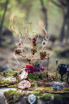 Таинство лесной свадьбы - Ярмарка Мастеров - ручная работа, handmade