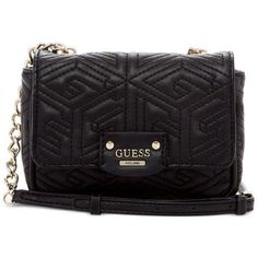 a6a6f8d4de17 Guess G Cube Quilted Petite Crossbody ( 65) ❤ liked on Polyvore featuring  bags