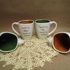 Could Be Whiskey mug — HaldeCraft