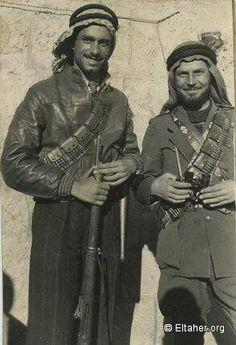 Abudlqader Al Husaini -A hero from Palestine