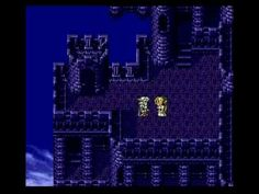 Final Fantasy 6 SNES Opera scene............might be the best moment in any game ever made....a videogame that was truly a piece of art
