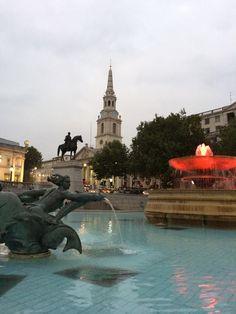 Trafalgar evening
