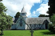 old church in Howick