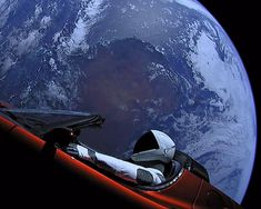 Tesla roadster in space? Where is Tesla roadster now? As of February 10 2018 the current location of tesla roadster in space is 776308 miles from Earth