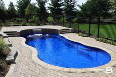 stone swimming pools | brick-pool-coping-signature-pools