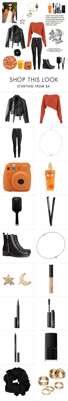 """""""star"""" by lu-fonsecaa ❤ liked on Polyvore featuring Jean-Paul Gaultier, Crea Concept, H&M, Shop Latitude Bazaar, Fujifilm, Victoria's Secret, GHD, Astley Clarke, Social Anarchy and NARS Cosmetics"""