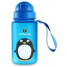 8196caabeb5 Παγούρι Lilttlelife 400 ml με καλαμάκι μπλε Toddler Water Bottle, Drink  Bottles, Drinks,