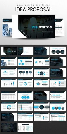 This 'IDEA Presentation Strategy' is a standard business PPT template which can be used for general business proposal presentations. Presentation Layout, Business Presentation, Presentation Templates, Powerpoint Design Templates, Creative Powerpoint, Web Design, Page Design, Business Ppt Templates, Book Design Layout