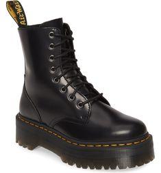 dr martens jadon max women's platform boots in 2020