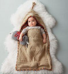 Adorable baby bag