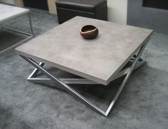 concrete vintage modern look furniture - Google zoeken