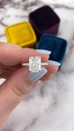 Dream Engagement Rings, Wedding Engagement, Wedding Bands, Wedding Things, Wedding Stuff, Diamond Rings, Diamond Jewelry, Jewelry Rings, Jewellery