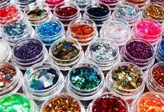 #glitter. ¿Cuál usarías en tus uñas?