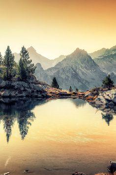 "vitna: "" Autumn Reflection II by Adrià Rovira """