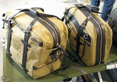Selectism  - Bread & Butter | Filson Field Bags